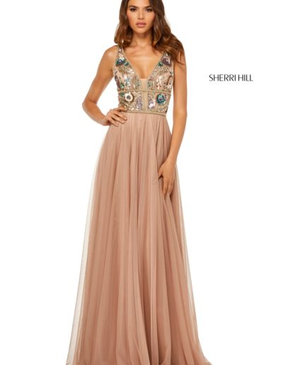 sherrihill-52473-darknudemulti-dress-6