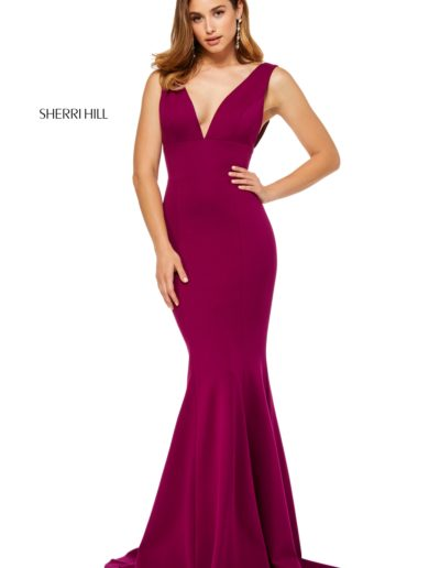 sherrihill-52483-plum-dress-2