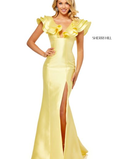 sherrihill-52546-yellow-dress-1